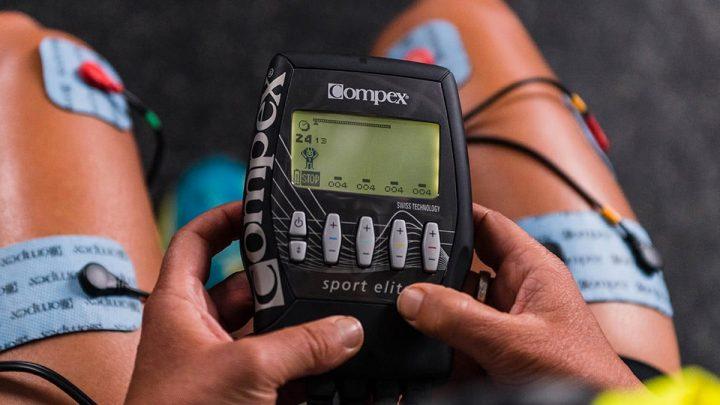 Les électro-stimulateurs de la marque Compex